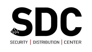 SDC Security Distribution Center Logo
