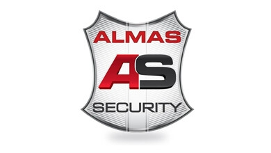 Almas Security Logo